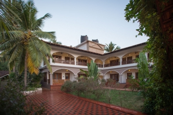 Dunhill Resort Agonda Beach Luxury Courtyard Annex Rooms