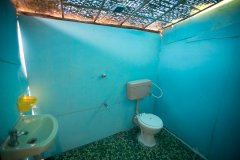 Funtastic Resort Patnem Beach Sea View Beach Hut Bathroom