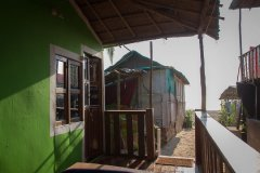 Funtastic Resort Patnem Beach Sea View Beach Hut Balcony View