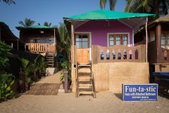 Funtastic Resort Patnem Beach  -