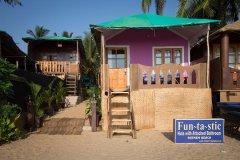 Funtastic Resort Patnem Beach  -