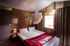 Funtastic Resort Patnem Beach Sea View Beach Hut Bedroom