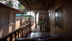Funtastic Resort Patnem Beach Garden View Beach Huts Balcony View -