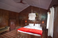 Funtastic Resort Patnem Beach Garden View Beach Huts Bedroom -