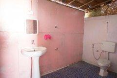 Funtastic Resort Patnem Beach, Beachfront Hut Bathroom -
