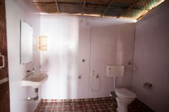 Funtastic Resort Patnem Beach Sea View Beach Hut Bathroom -