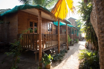 Namaste Resort Patnem Beach Standard Beach Hut -
