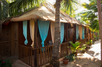 Namaste Resort Patnem Beach Family Room -