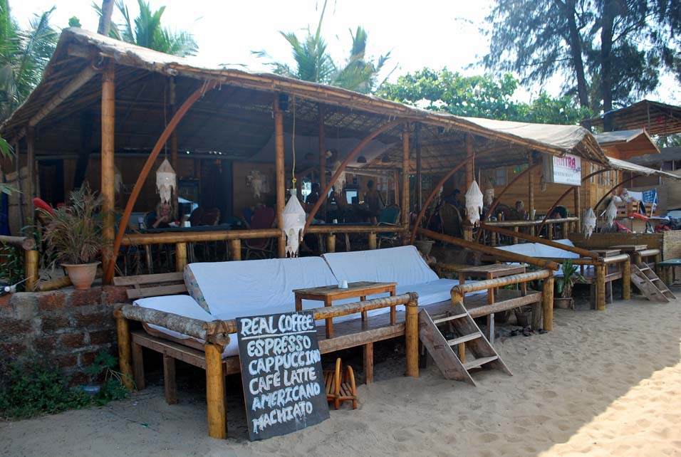 The restaurant is a very popular hang out spot on Patnem beach with  tourists and long-termers alike. They serve good coffee, great cocktails  and, of course, ...