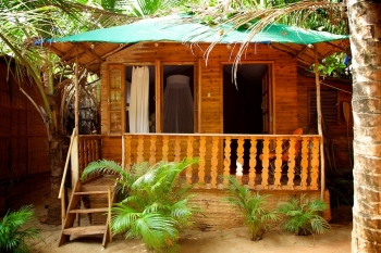 Tantra Cafe and Huts Patnem beach Standard Beach Huts -