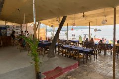 Titanic Holiday Home Restaurant Palolem Beach South Goa
