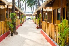 Titanic Holiday Home Resort View Palolem Beach South Goa