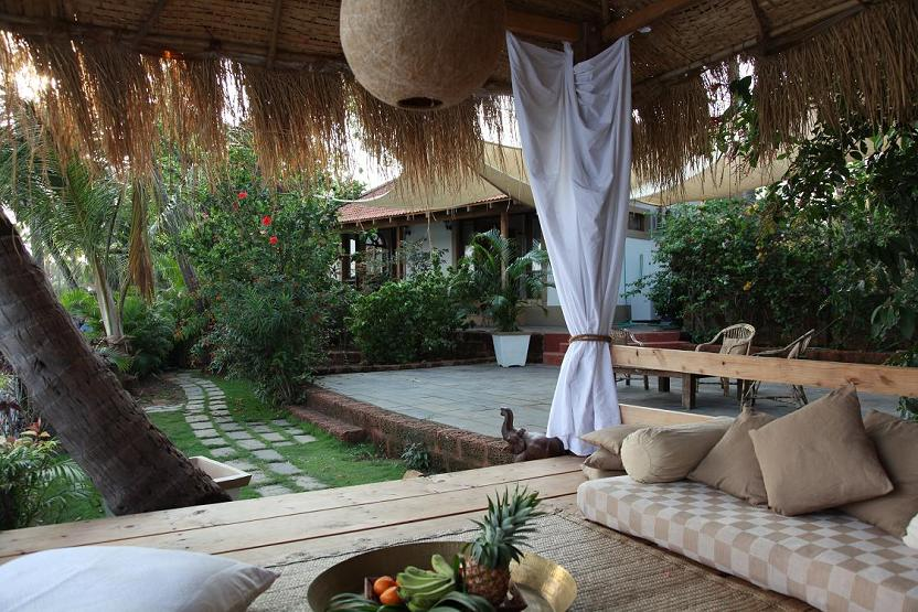 Riverview Villa Is A Goa Honeymoon Holiday One Of A Kind