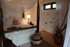 Riverview Villa Bedroom Rajbaga Beach South Goa.