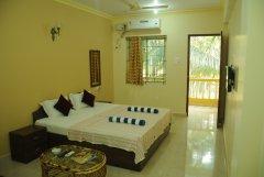 Sun N Moon Guesthouse -  - Sun N Moon Guesthouse, Palolem Beach, Goa.