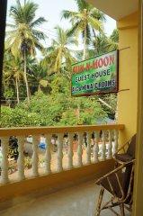 Sun N Moon Guesthouse - Sun N Moon Guesthouse, Palolem Beach, Goa.