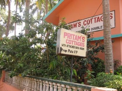 Pritam Cottages