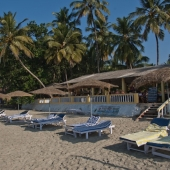 Palolem Beach Resort  -
