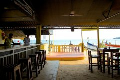 Palolem Beach Resort - Bar & Restaurant  of palolem beach resort on palolem beach,Goa -