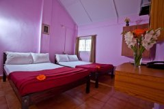 Palolem Beach Resort - Non-AC family room -