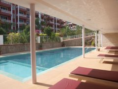 5. Salida Luxury Apartments_Pool