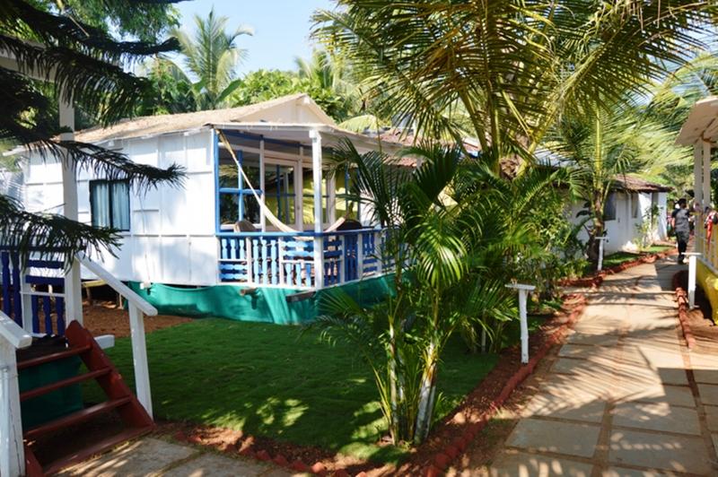 Salida Del Sol Beach Huts