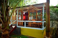 Cuba Patnem Beach Resort Standard AC Garden View Beach Hut