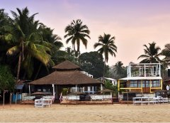 Cuba Patnem Beach Resort Patnem Beach South Goa. -