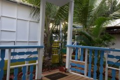 Cuba Patnem Beach Resort  Standard AC Family Hut Balcony