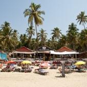 Cuba Palolem Beach Bungalows -