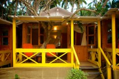 Cuba Palolem Premium Bungalows - View of Non AC Non Sea View Bungalow of Cuba Palolem on Palolem beach,Goa -