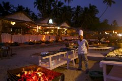 Cuba Palolem Beach Bungalows - Restaurant & Bar -