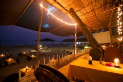 Cuba Palolem Beach Bungalows_Restaurant & Bar