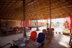 Hangout Agonda - Restaurant of Hangout Agonda on Agonda Beach,Goa