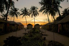 1_Hangout Agonda Resort_Agonda Beach -