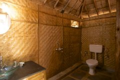 Tutti Garden Bungalows - Agonda Beach, Goa - En-suite Bathrooms -
