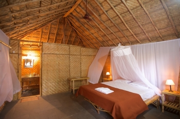 Tutti Garden Bungalows - Agonda Beach, Goa - Superior Room -