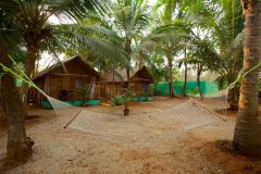 Tutti Garden Bungalows - Agonda Beach, Goa - Superior Room Bungalows -