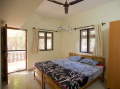 Tembe Wada House_Palolem beach_back  room -