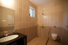 11. Tembe Wada House_Palolem beach_back room bathroom -