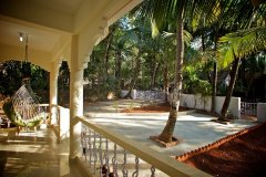 16. Tembe Wada House_Palolem beach_main balcony view2
