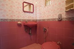 Home Patnem - Bathroom of Main House at Home Patnem on Patnem Beach,Goa -