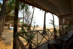 Agonda Paradise Resort - Sea View Beach Hut