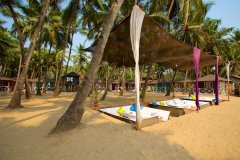 Agonda Paradise Resort - Resort View -