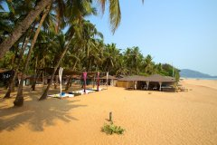 Agonda Paradise Resort - Resort View