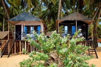 Agonda Paradise Resort - Cocohuts
