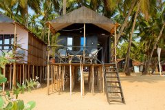 Agonda Paradise Resort - Cocohuts 2