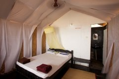 Agonda Paradise Resort - Cocohut Bedroom -