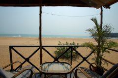 Agonda Paradise Resort - Cocohut Balcony View -