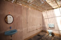 Agonda Paradise Resort - Beachfront Hut Bathroom -